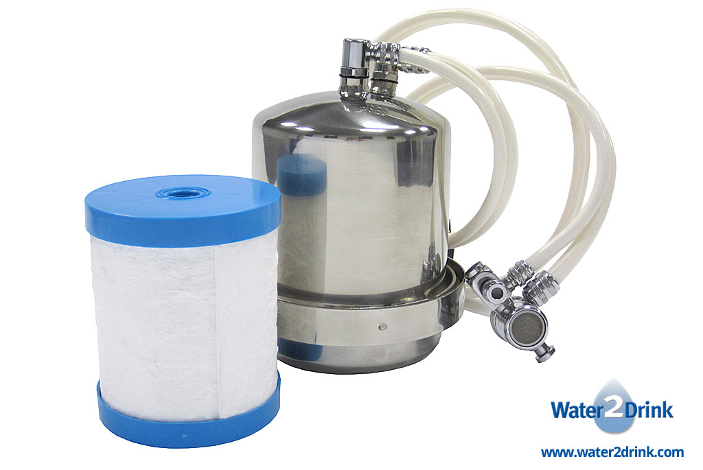 Multipure Aquamini Water Filter Product Information